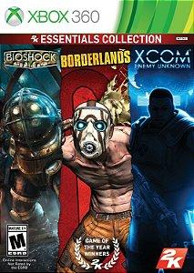 JOGO 2K ESSENTIALS COLLECTION - XBOX 360
