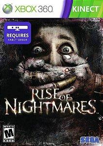 JOGO RISE OF NIGHTMARES XBOX 360