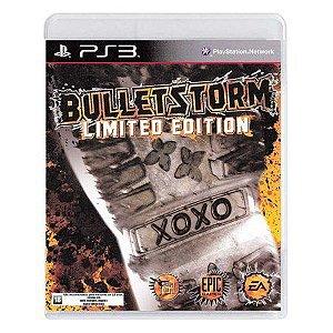 JOGO BULLETSTORM PS3