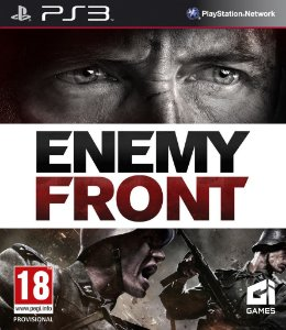 JOGO ENEMY FRONT PS3