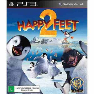 JOGO HAPPY FEET 2 PS3