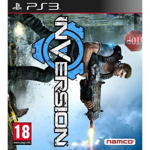 JOGO INVERSION PS3