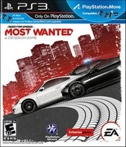 JOGO NEED FOR SPEED MOST WANTED PS3