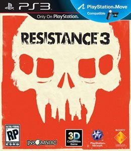 JOGO RESISTANCE 3 PS3