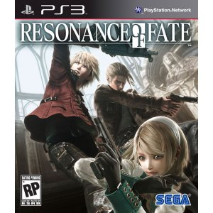 JOGO RESONANCE OF FATE PS3