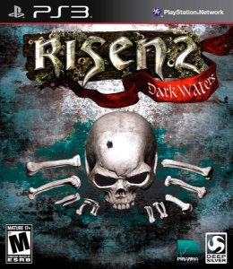 JOGO RISEN 2 DARK WATERS PS3