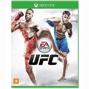 JOGO UFC SPORTS XBOX ONE