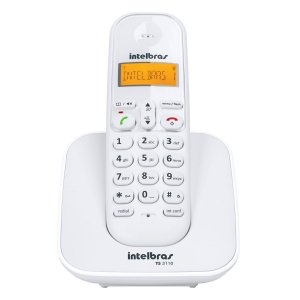 TELEFONE INTELBRAS TS3110 ID S/FIO BRANCO