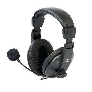 FONE HEADSET C/ MICROFONE VOICER COMFORT MI-2260ARC - C3 TECH