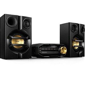 RADIO MINI SYSTEM PHILIPS FX-10X/78 200W BIVOLT