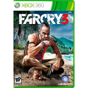 JOGO FAR CRY 3 X-BOX360