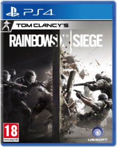 JOGO TOM CLANCYS RAINBOW SIX SIEGE (NAC-BRA) PS4