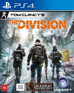 JOGO TOM CLANCYS THE DIVISION  PTBR  PS4