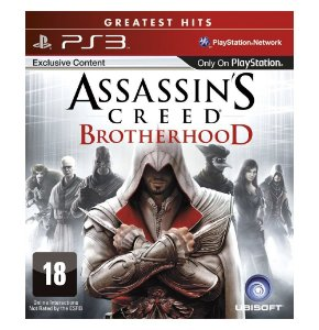 JOGO ASSASSIN.S CREED BROTHERHOOD PS3