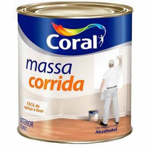 Massa Corrida 900 ml