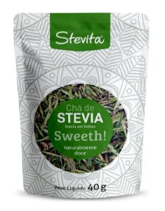 STEVITA - FOLHAS DE STEVIA 40 g