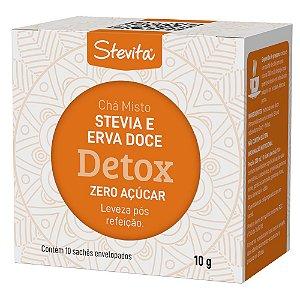STEVITA - CHÁ DETOX
