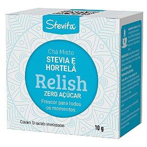 STEVITA - CHÁ RELISH