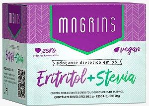Magrins Eritritol + stevia sachê
