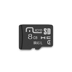 Cartão de Memória Classe 4 8GB Multilaser - MC141