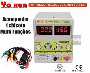 Fonte Assimetrica Regulavel Dc Digital Yaxun Ps-1502dd+ Orig