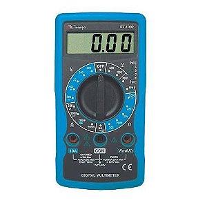 Multímetro Digital Portátil ¿ Et-1002 Minipa