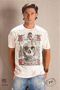 Camiseta Manga Curta Sujeira