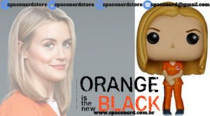 Funko Pop Vinyl Piper Chapman - Orange Is The New Black
