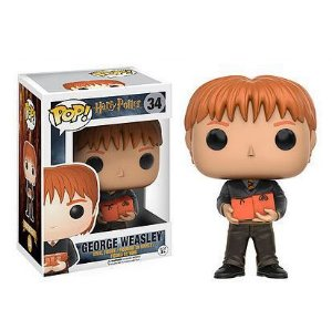 Funko Pop Vinyl George Weasley - Harry Potter