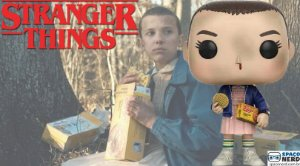Funko Pop Vinyl Eleven - Stranger Things