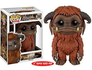 Funko Pop Vinyl Ludo - Labyrinth