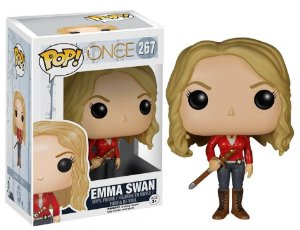 Funko Pop Vinyl Emma Swan - Once Upon A Time