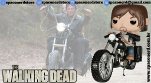 Funko Pop Vinyl Daryl Dixon´s Chopper - The Walking Dead