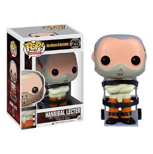 Funko Pop Vinyl Hannibal Lecter - The Silence of The Lambs