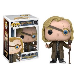 Funko Pop Vinyl Mad-Eye-Moody - Harry Potter