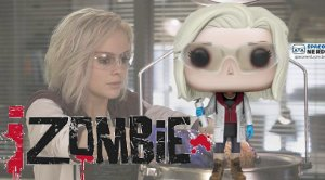Funko Pop Vinyl Olivia Moore With Glasses - iZombie