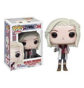 Funko Pop Vinyl Olivia Moore with Brains - iZombie