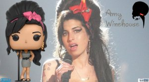 Funko Pop Vinyl Amy Winehouse - Amy Winehouse