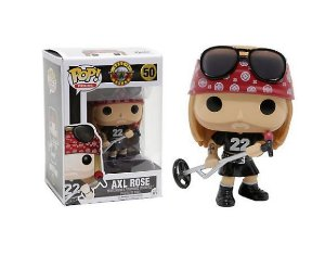 Funko Pop Vinyl Axl Rose - Guns N´Roses
