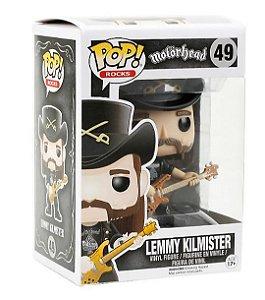Funko Pop Vinyl Lemmy Kilmister - Motorhead