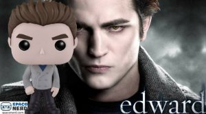 Funko Pop Vinyl Edward Cullen (Sparkle) - Crepúsculo Exclusivo Hot Topic