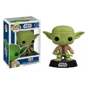 Funko Pop Vinyl Yoda - Star Wars
