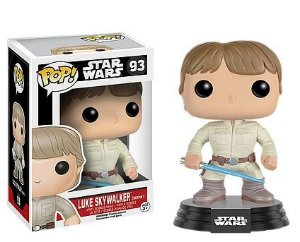 Funko Pop Vinyl Luke Skywalker (Bephin) - Star Wars