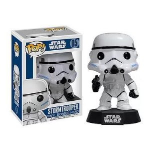 Funko Pop Vinyl Stormtrooper - Star Wars