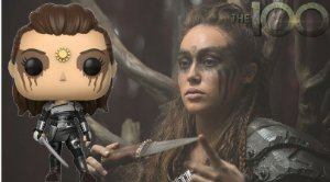 Funko Pop Vinyl Lexa - The 100