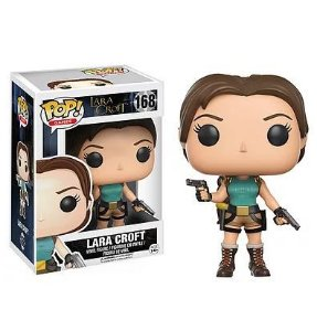 Funko Pop Vinyl Lara Croft: Tomb Raider - Lara Croft