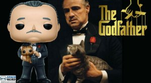 Funko Pop Vinyl Vito Corleone - The Godfather