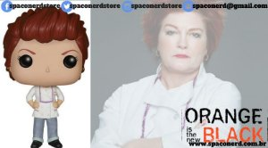 "Funko Pop Vinyl - Galina ""Red"" Reznikov - Orange Is The New Black"