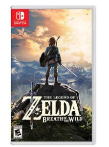 Legend of Zelda: Breath of the Wild - Nintendo