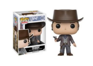 Funko Pop Vinyl Teddy  - Westworld